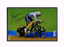 Joanna Rowsell Autograph Signed Photo